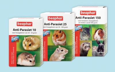 Anti-parasiet voor jouw konijn of knaagdier