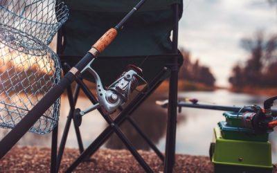 Dit heb je nodig om te gaan vissen